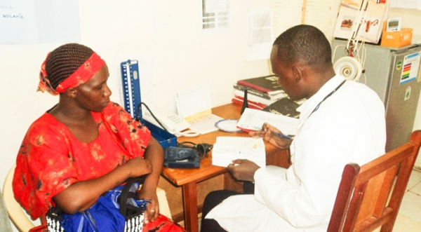 The Medical Outpatient Clinic (MOPC)