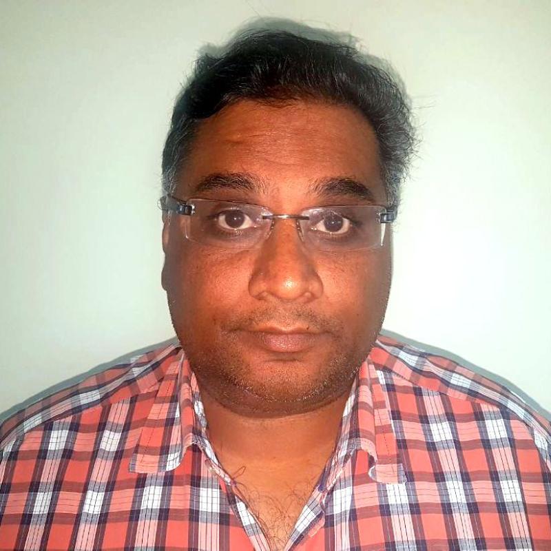 Mr. Jitendra D Madhaparia
